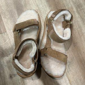 Teva HURRICANE SHEARLING Men Sandals